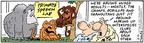 Comic Strip Bob Thaves Tom Thaves  Frank and Ernest 2004-08-10 ethnic rights