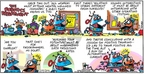 Comic Strip Bob Thaves Tom Thaves  Frank and Ernest 2004-09-19 attend