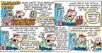 Comic Strip Bob Thaves Tom Thaves  Frank and Ernest 2004-10-03 department