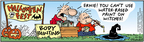 Comic Strip Bob Thaves Tom Thaves  Frank and Ernest 2004-10-30 water-based