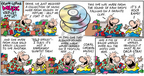Comic Strip Bob Thaves Tom Thaves  Frank and Ernest 2004-11-07 bald