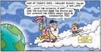 Comic Strip Bob Thaves Tom Thaves  Frank and Ernest 2005-01-02 game