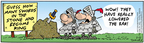 Comic Strip Bob Thaves Tom Thaves  Frank and Ernest 2005-01-11 medieval