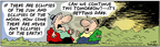 Comic Strip Bob Thaves Tom Thaves  Frank and Ernest 2005-01-29 global