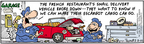 Comic Strip Bob Thaves Tom Thaves  Frank and Ernest 2005-02-10 car maintenance repair