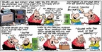 Comic Strip Bob Thaves Tom Thaves  Frank and Ernest 2005-02-13 Dean