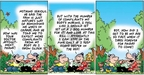 Comic Strip Bob Thaves Tom Thaves  Frank and Ernest 2005-04-17 medical cost