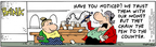 Comic Strip Bob Thaves Tom Thaves  Frank and Ernest 2005-05-11 financial resources