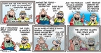Comic Strip Bob Thaves Tom Thaves  Frank and Ernest 2005-06-19 focus