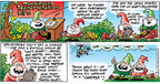 Comic Strip Bob Thaves Tom Thaves  Frank and Ernest 2006-01-08 department