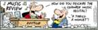 Comic Strip Bob Thaves Tom Thaves  Frank and Ernest 2009-03-25 media criticism