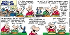 Comic Strip Bob Thaves Tom Thaves  Frank and Ernest 2009-04-05 hard