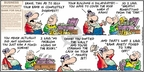 Comic Strip Bob Thaves Tom Thaves  Frank and Ernest 2009-05-03 private
