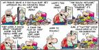 Comic Strip Bob Thaves Tom Thaves  Frank and Ernest 2011-01-09 Facebook