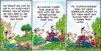 Comic Strip Bob Thaves Tom Thaves  Frank and Ernest 2011-04-24 investment loss