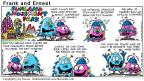Comic Strip Bob Thaves Tom Thaves  Frank and Ernest 2000-10-15 loop