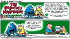 Comic Strip Bob Thaves Tom Thaves  Frank and Ernest 2001-04-15 department