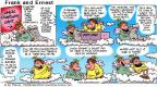 Comic Strip Bob Thaves Tom Thaves  Frank and Ernest 2001-09-23 department