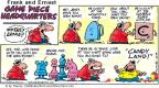 Comic Strip Bob Thaves Tom Thaves  Frank and Ernest 2001-10-14 guy