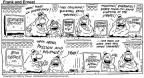 Comic Strip Bob Thaves Tom Thaves  Frank and Ernest 1992-06-07 theater