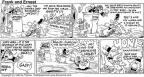 Comic Strip Bob Thaves Tom Thaves  Frank and Ernest 1992-06-28 head cold