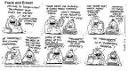 Comic Strip Bob Thaves Tom Thaves  Frank and Ernest 1993-04-04 dip