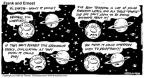 Comic Strip Bob Thaves Tom Thaves  Frank and Ernest 1994-01-23 greenhouse effect