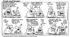 Comic Strip Bob Thaves Tom Thaves  Frank and Ernest 1994-06-26 trek
