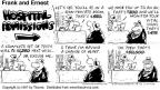 Comic Strip Bob Thaves Tom Thaves  Frank and Ernest 1997-04-13 medical bill