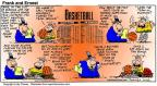Comic Strip Bob Thaves Tom Thaves  Frank and Ernest 1998-02-22 basketball team