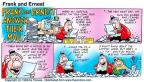 Comic Strip Bob Thaves Tom Thaves  Frank and Ernest 1999-08-01 IRS