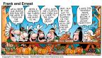 Comic Strip Bob Thaves Tom Thaves  Frank and Ernest 1999-11-21 sauce