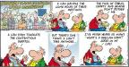 Comic Strip Bob Thaves Tom Thaves  Frank and Ernest 2012-04-01 global