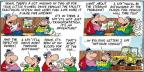 Comic Strip Bob Thaves Tom Thaves  Frank and Ernest 2012-11-11 huge