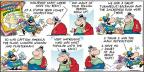 Comic Strip Bob Thaves Tom Thaves  Frank and Ernest 2012-11-25 turnabout
