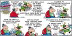 Comic Strip Bob Thaves Tom Thaves  Frank and Ernest 2013-06-16 little dipper