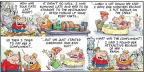 Comic Strip Bob Thaves Tom Thaves  Frank and Ernest 2013-09-01 sit