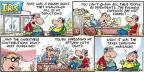 Comic Strip Bob Thaves Tom Thaves  Frank and Ernest 2013-10-13 internal