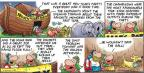 Comic Strip Bob Thaves Tom Thaves  Frank and Ernest 2013-12-29 drop