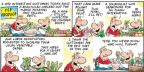 Comic Strip Bob Thaves Tom Thaves  Frank and Ernest 2014-03-16 pair