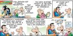 Comic Strip Bob Thaves Tom Thaves  Frank and Ernest 2014-04-27 prescription