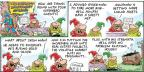 Comic Strip Bob Thaves Tom Thaves  Frank and Ernest 2014-05-11 real