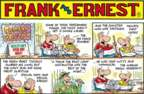 Comic Strip Bob Thaves Tom Thaves  Frank and Ernest 2018-09-02 marine