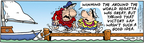 Comic Strip Bob Thaves Tom Thaves  Frank and Ernest 2005-03-17 idea