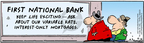 Comic Strip Bob Thaves Tom Thaves  Frank and Ernest 2005-09-06 economy