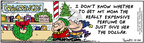 Comic Strip Bob Thaves Tom Thaves  Frank and Ernest 2005-12-24 gift