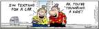 Comic Strip Bob Thaves Tom Thaves  Frank and Ernest 2007-07-24 mobile device