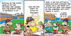Comic Strip Bob Thaves Tom Thaves  Frank and Ernest 2007-08-05 script