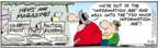 Comic Strip Bob Thaves Tom Thaves  Frank and Ernest 2007-09-13 news media
