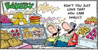Comic Strip Bob Thaves Tom Thaves  Frank and Ernest 2007-09-16 sweet